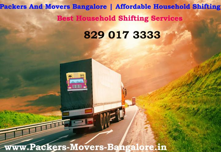 Packers And Movers Bangalore | Get Domestic Shifting Charges