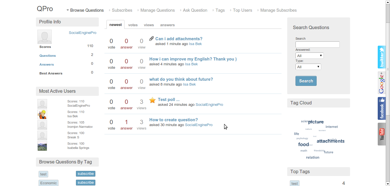 socialengine dating module Socialengine oxwall mobile  welcome to younet knowledge base system  if i add a new category in my blog module,.