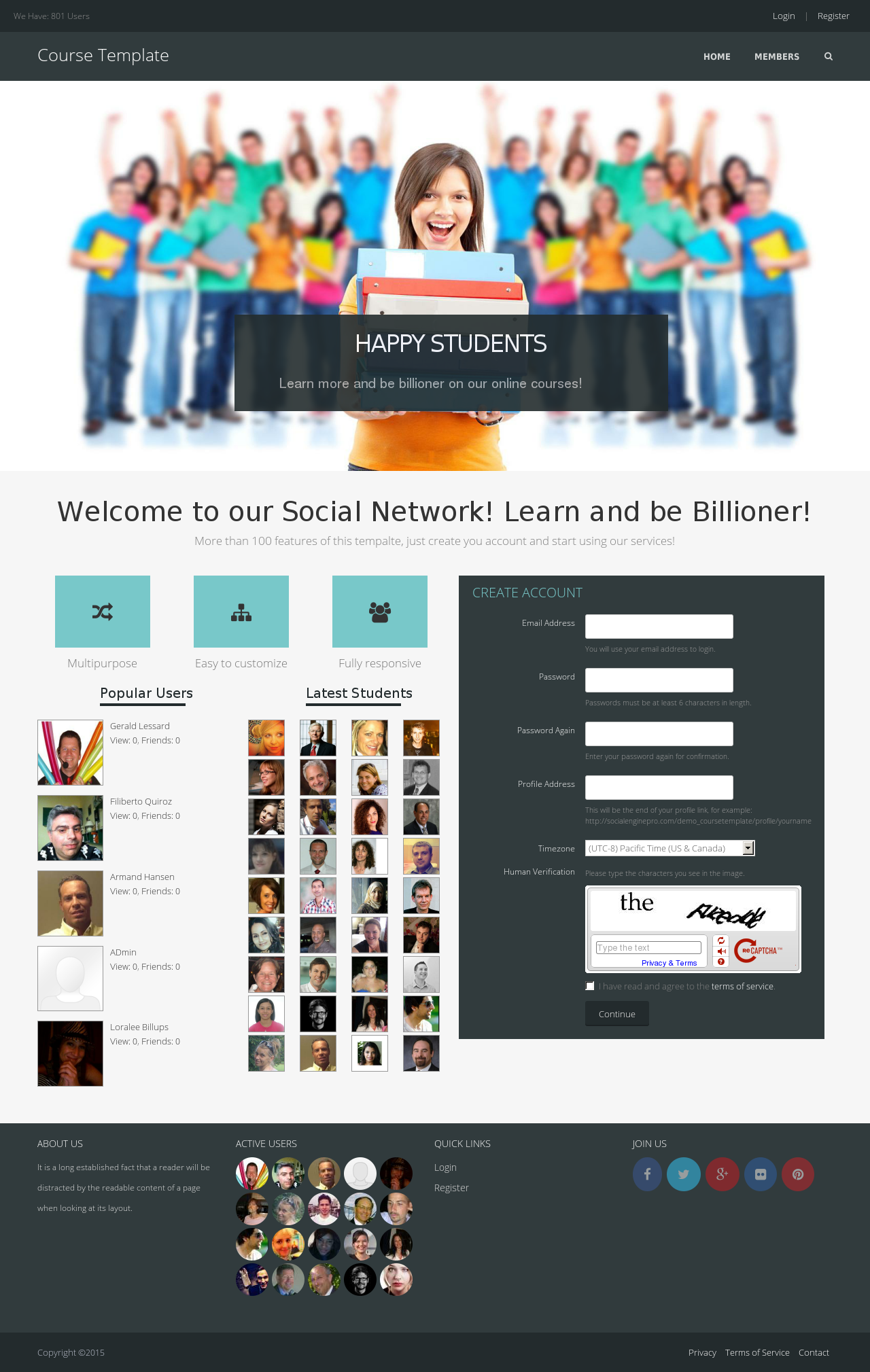 Social engine templates 28 images course template 4 9 template social engine templates course template 4 9 template for socialengine pronofoot35fo Image collections